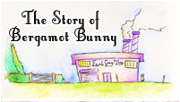 The Story of Bergamot Bunny