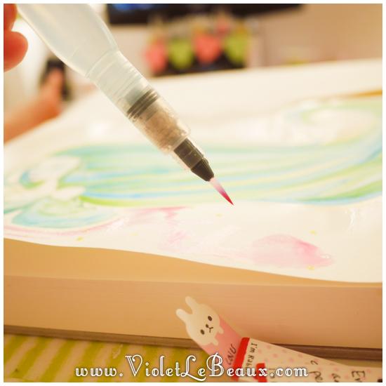 18 watercolor painting tutorial portrait Portrait   Lets Paint! Watercolour Walk Through