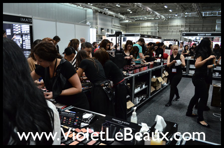 Australian Beauty Bloggers Weekend and International Make Up Artist Trade Show