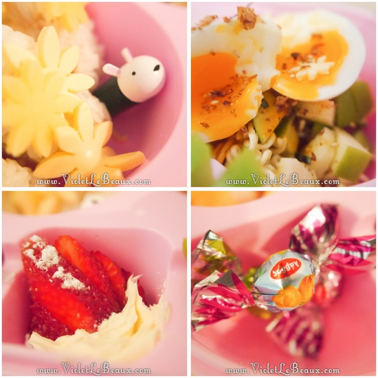 18 yummy bento making Lunch Time Spring Bento   Cute Food