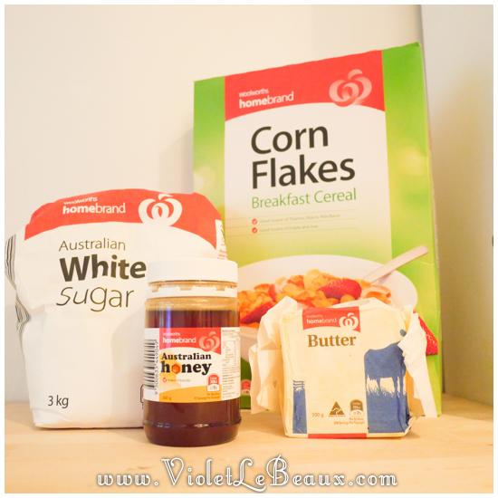 00 cute food honey joys recipe Delicious Crunchy Honey Joy Recipe   Cute Food