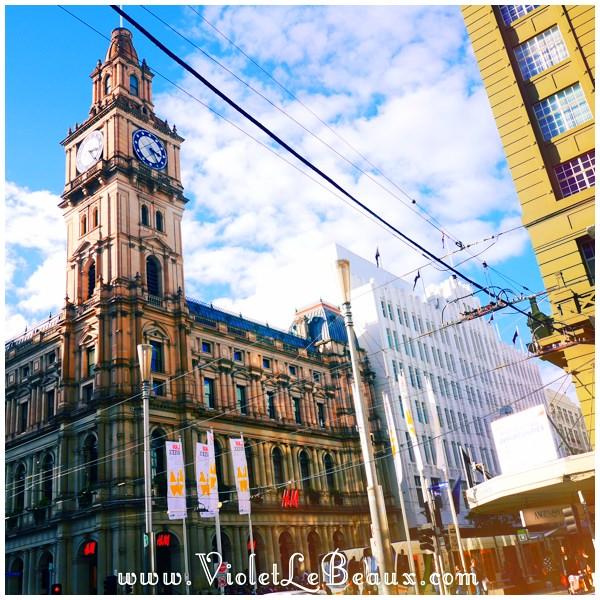 10 Melbourne Autumn Leaves Architecture Time!   Melbourne Snapshots