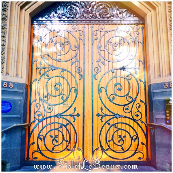 11 Melbourne Autumn Leaves Architecture Time!   Melbourne Snapshots