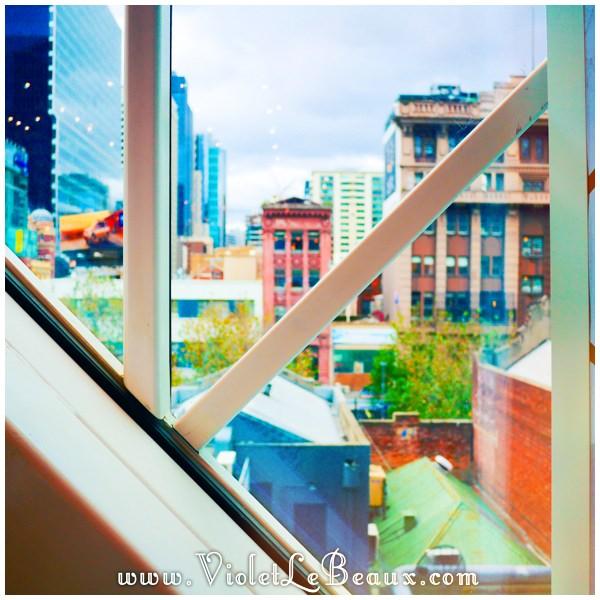 14 Melbourne Autumn Leaves Architecture Time!   Melbourne Snapshots