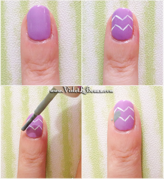 Chevron-Nail-Art-Tutorial2