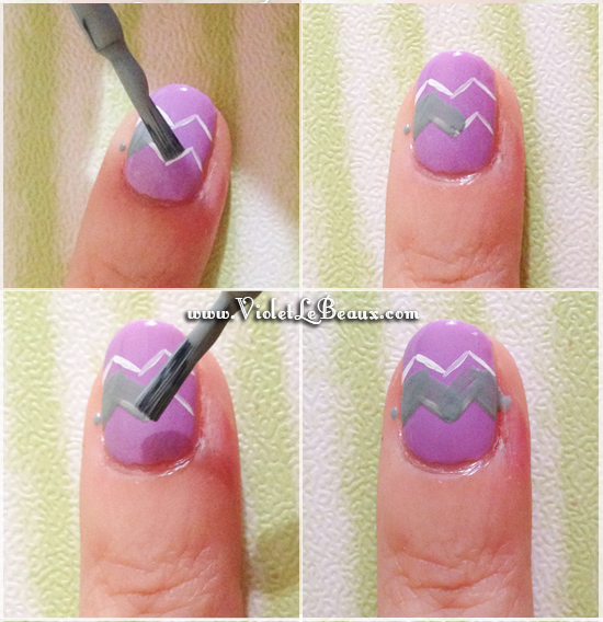 Chevron-Nail-Art-Tutorial3