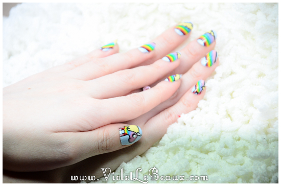 Adventure-Time-Nail-Art28