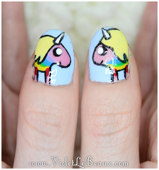 Adventure-Time-Nail-Art40