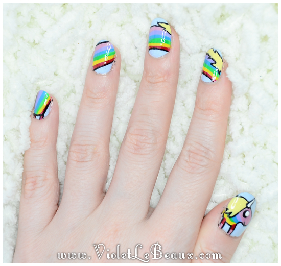 Adventure-Time-Nail-Art42