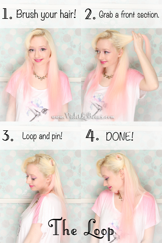 Easiest-Hairstyles-Ever-Tutorial7