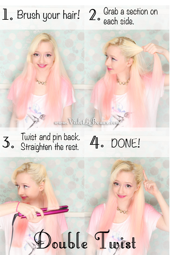 Easiest-Hairstyles-Ever-Tutorial9
