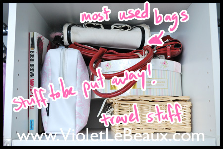 Violet's Random Storage Ideas