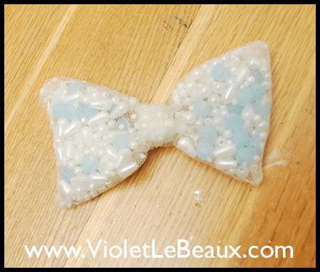 Beaded Bow Tutorial