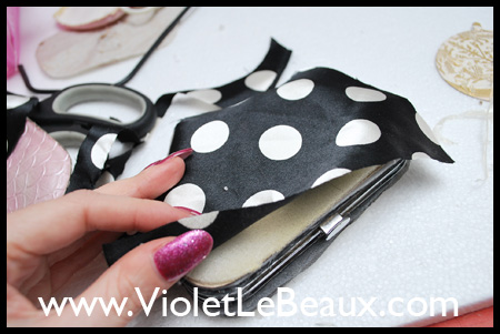 Business Card Wallet Recycling Tutorial