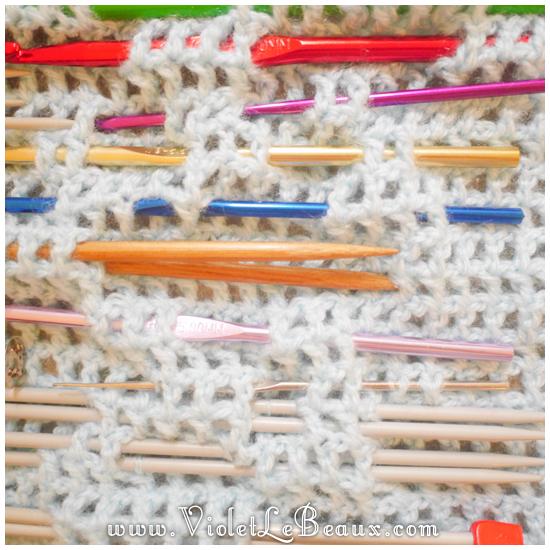 11 crochet needle case pattern Crochet Needle Case Tutorial
