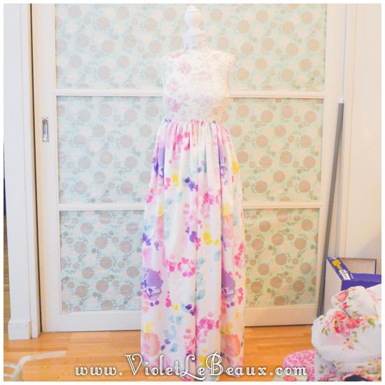 08 make your own maxi dress sewing tutorial Maxi Dress Walk Through Tutorial