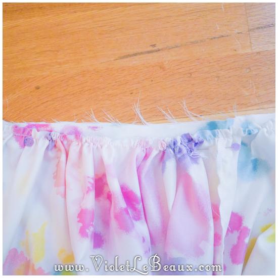 12 make your own maxi dress sewing tutorial Maxi Dress Walk Through Tutorial