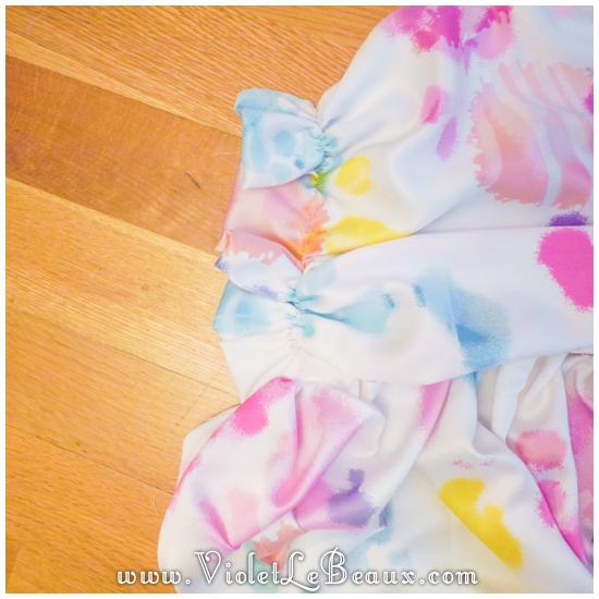 15 make your own maxi dress sewing tutorial Maxi Dress Walk Through Tutorial