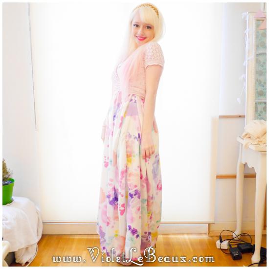 19 make your own maxi dress sewing tutorial Maxi Dress Walk Through Tutorial