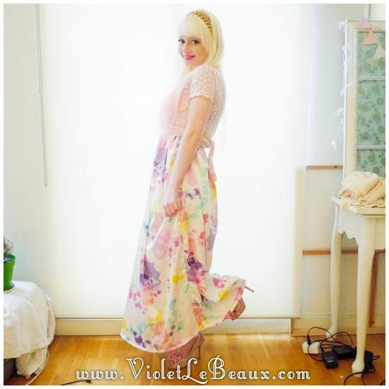 21 make your own maxi dress sewing tutorial Maxi Dress Walk Through Tutorial