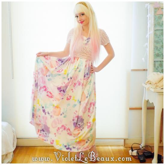 22 make your own maxi dress sewing tutorial Maxi Dress Walk Through Tutorial