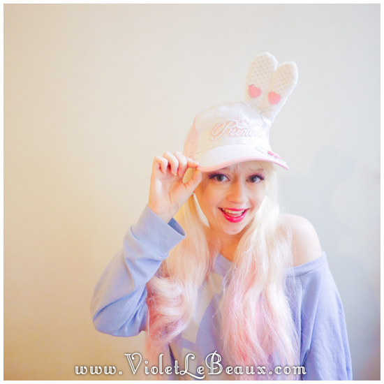 16 make a hunny ear hat DIY Bergamot Bunny Baseball Cap Tutorial!