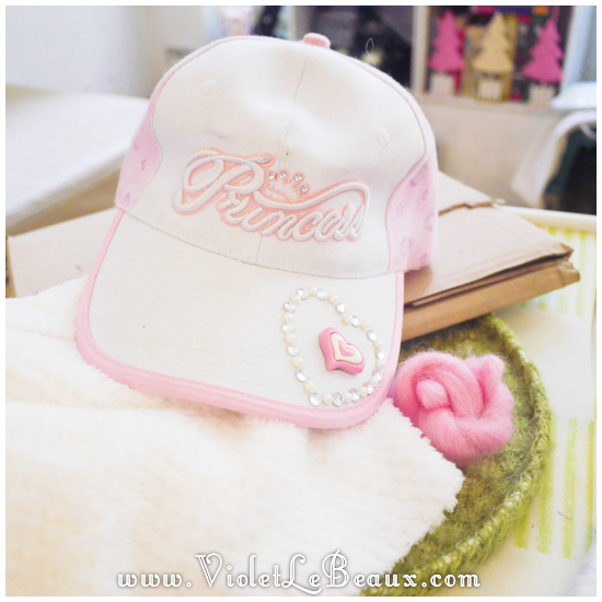 17 make a hunny ear hat DIY Bergamot Bunny Baseball Cap Tutorial!