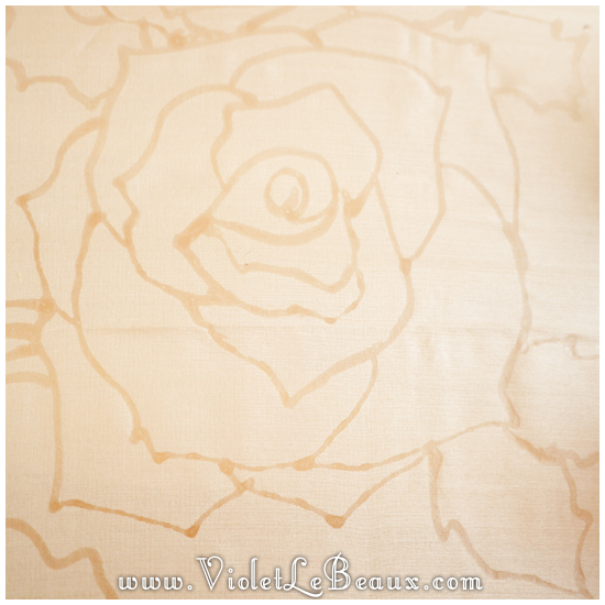 01 how to silk paint rose Watercolour Style Silk Painting Experiments!