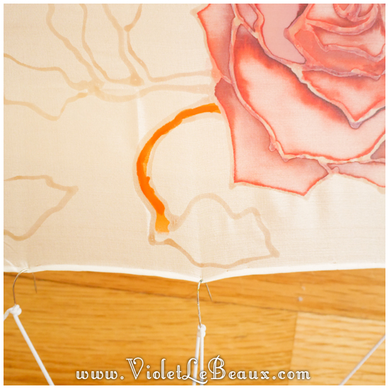 08 how to silk paint rose Watercolour Style Silk Painting Experiments!