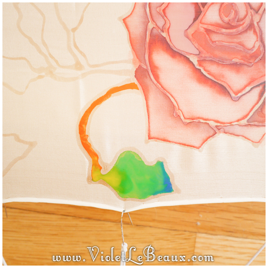 10 how to silk paint rose Watercolour Style Silk Painting Experiments!