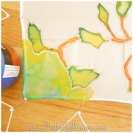 14 how to silk paint rose Watercolour Style Silk Painting Experiments!