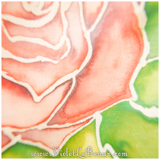 21 how to silk paint rose Watercolour Style Silk Painting Experiments!