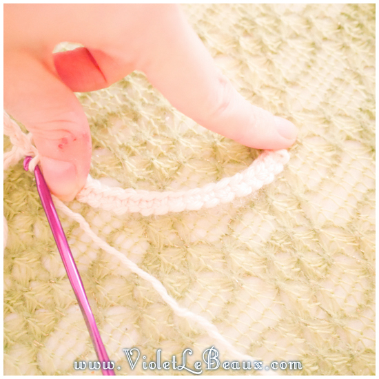 03 crochet collar pattern Removable Crochet Collar Tutorial