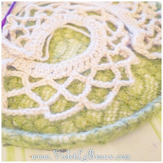 12 crochet collar pattern Removable Crochet Collar Tutorial