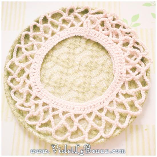 13 crochet collar pattern Removable Crochet Collar Tutorial