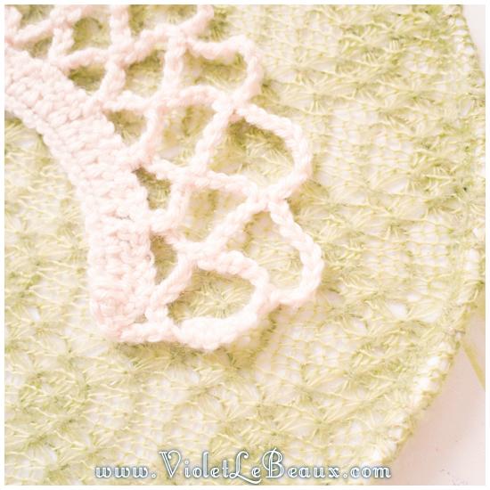 18 crochet collar pattern Removable Crochet Collar Tutorial