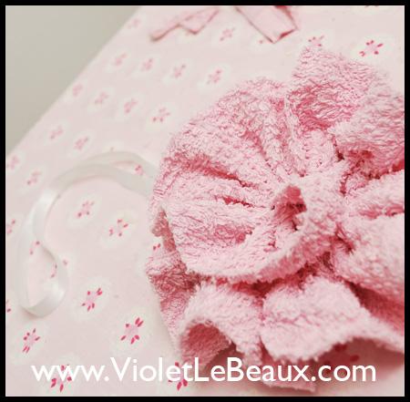 Rose Shower Flower
