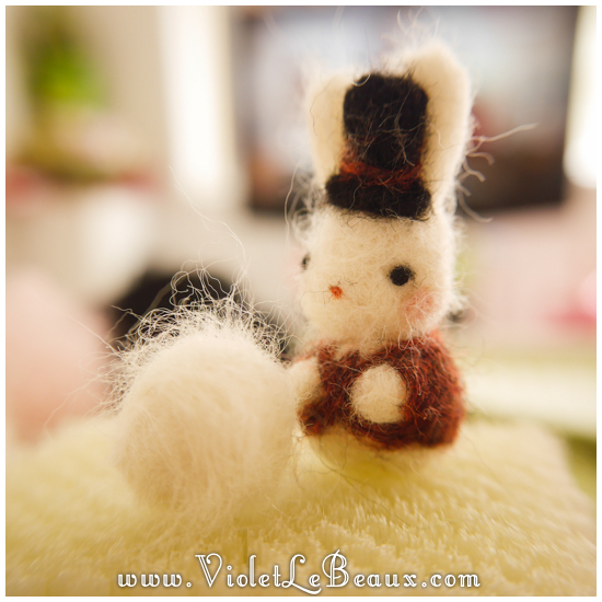 05 bergamot bunny toy Sir Reginald Bunnikins Finds Bergamot Bunny