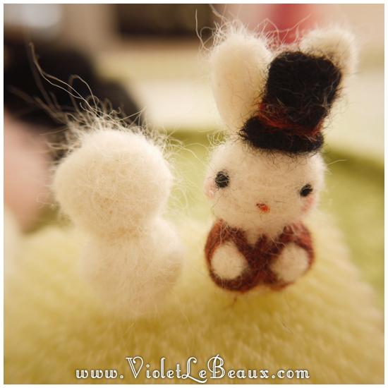 06 bergamot bunny toy Sir Reginald Bunnikins Finds Bergamot Bunny