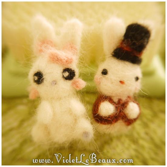 14 bergamot bunny toy Sir Reginald Bunnikins Finds Bergamot Bunny