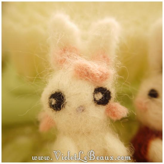 15 bergamot bunny toy Sir Reginald Bunnikins Finds Bergamot Bunny