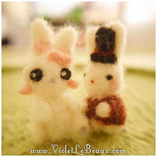 16 bergamot bunny toy Sir Reginald Bunnikins Finds Bergamot Bunny