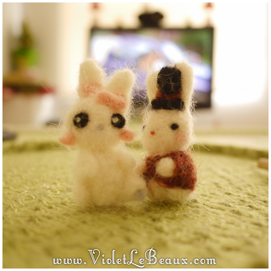 17 bergamot bunny toy Sir Reginald Bunnikins Finds Bergamot Bunny