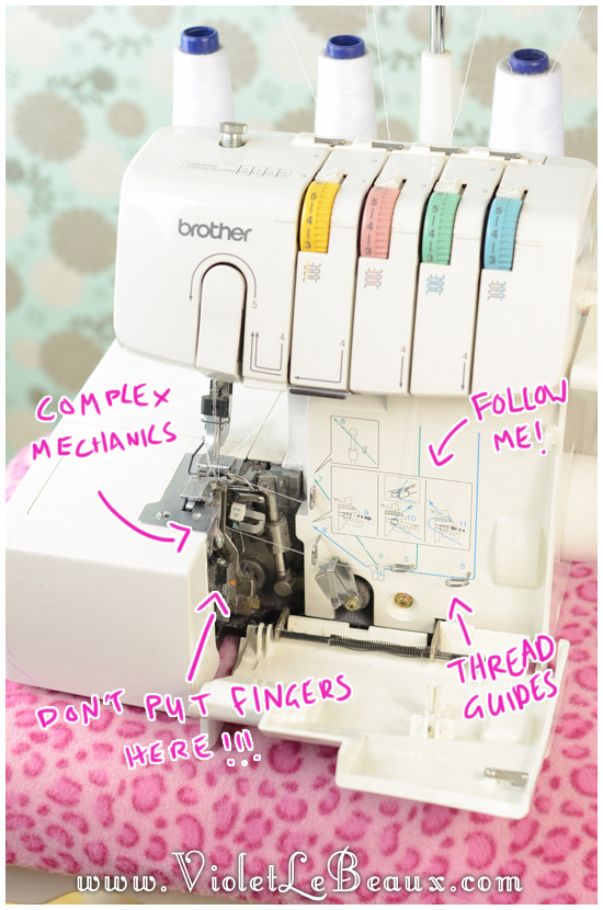 about your overlocker 77b About Overlockers and Sergers! Sew Fun!
