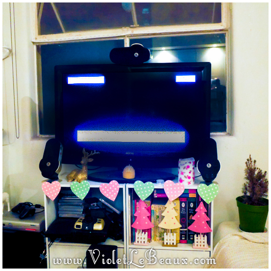 00 tv make over washi tape Washi Tape TV Make Over   Home Sweet Home
