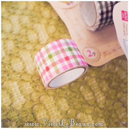 02 tv make over washi tape Washi Tape TV Make Over   Home Sweet Home
