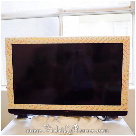 08 tv make over washi tape Washi Tape TV Make Over   Home Sweet Home