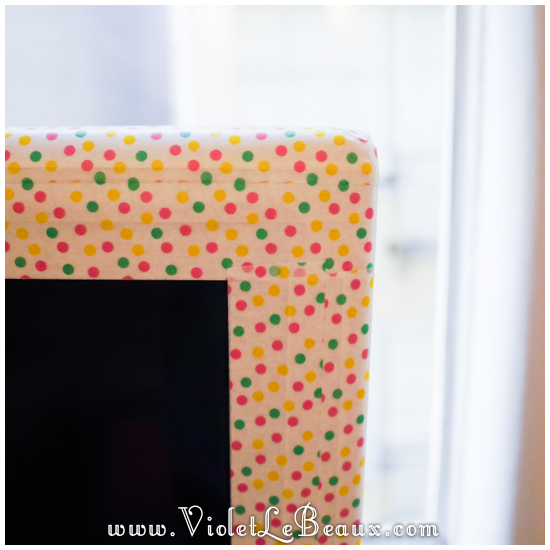 11 tv make over washi tape Washi Tape TV Make Over   Home Sweet Home