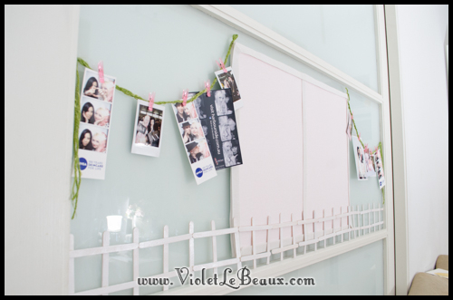 make a noticeboard 2443 My Photo Wall and Notice Board   Home Sweet Home