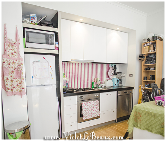 Stunning-Kitchen-Pink-Stipes